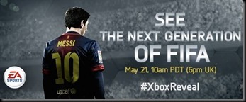 Fifa 14 To Be Revealed At Xbox Event Tomorrow