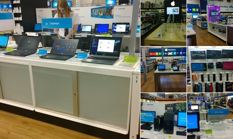 View Windows Store Experience