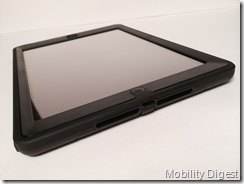 Mobility digest Review OtterBox Defender for iPad Air stand front