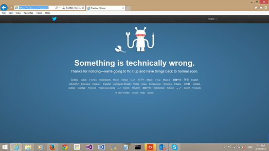 Twitter Down   MobilityDigest