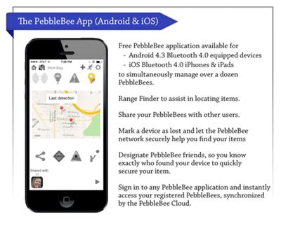 pebblebee-screenshot