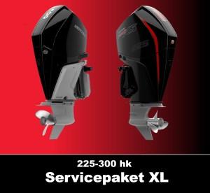 Service Mercury 225-300 hk