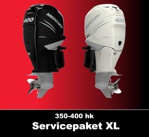 Service Mercury 350-400 hk