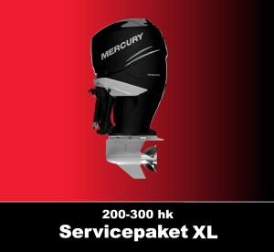 Servicepaket L6 200-300 hk