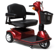 Pride Mobility Maxima Scooter – Mobility On Wheels