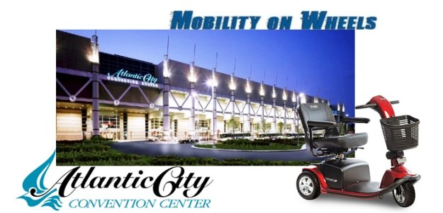 Atlantaic City Convention Center Mobility Scooter Rentals