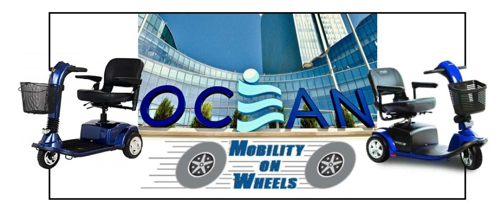 Ocean Resort Casino AC Scooter Rentals - Mobility On Wheels