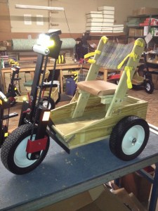New child Mobility Cart design 2013