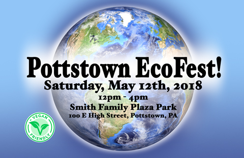 EcoFest@Pottstown 2018: Call for Participants