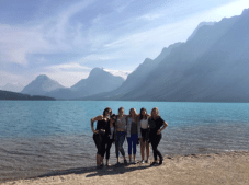 Banff Mobilizers in their Rocky Mountain jobs in Alberta