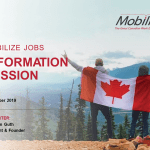 Mobilize Jobs Information Session (Sept 2019 for fall winter deployment)