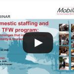 Domestic staffing and the TFW program: 2020 changes that impact Canadian hospitality & tourism