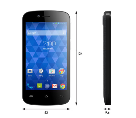 Gigabyte GSmart Essence 4 Cep Telefonu