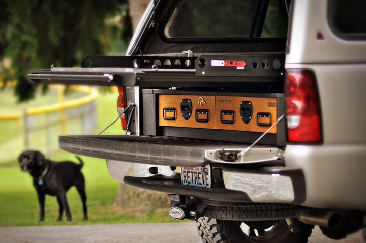 Pick Up Truck Vault Mobile Living Truck And Suv