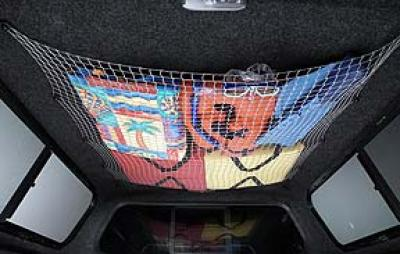 Overhead Gear Net Mobile Living Truck And SUV Accessories