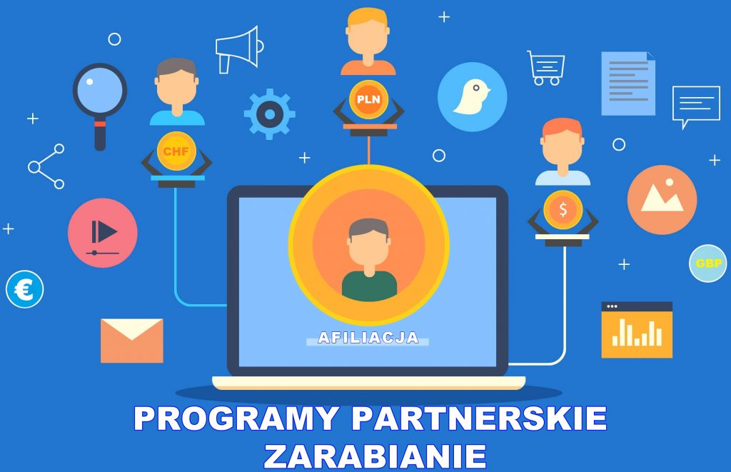 Jakie programy partnerskie wybrać do zarabiania w internecie? 3