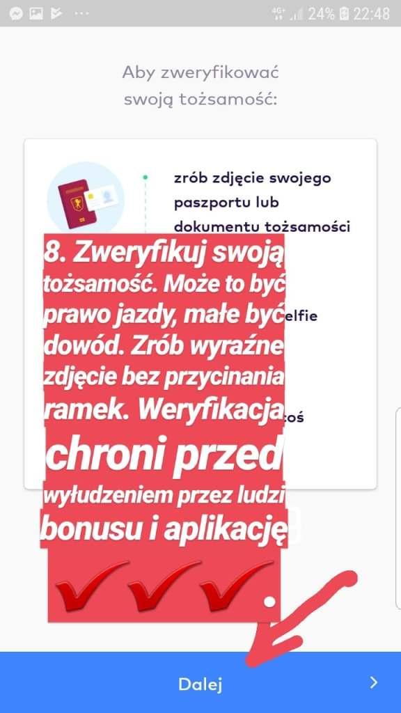 Promocja Monese Zarób 25zł za założenie darmowego konta 10
