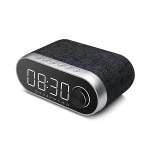 Bluetooth zvucnik Remax Alarm Clock RB-M26 crni