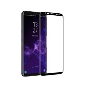 Tempered glass Nillkin 3D DS+Max za Samsung G965 S9 Plus crni