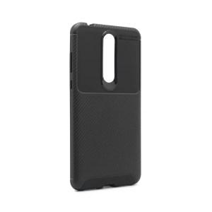 Maska Defender Carbon za Nokia 3.1 Plus/X3 crna