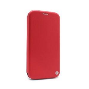 Maska Teracell Flip Cover za Motorola Moto G6 Play/Moto E5 crvena