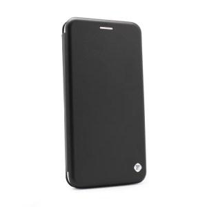 Maska Teracell Flip Cover za Motorola Moto One Action crna