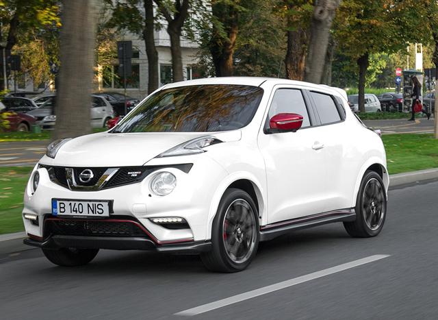 2016 Nissan Juke Nismo >> Nissan Juke Nismo Penerus Generasi Nissan Juke