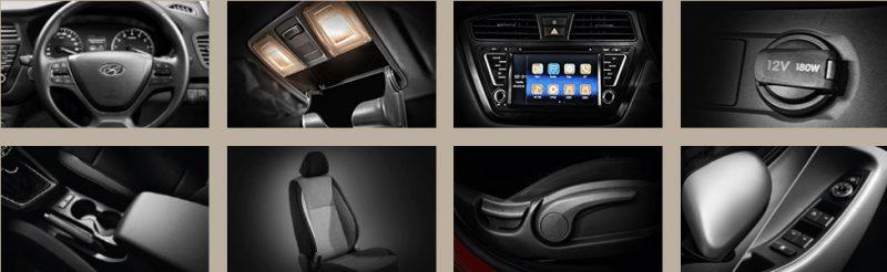 gambar interior hyundai new i20