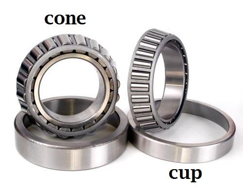 desain cone bearing