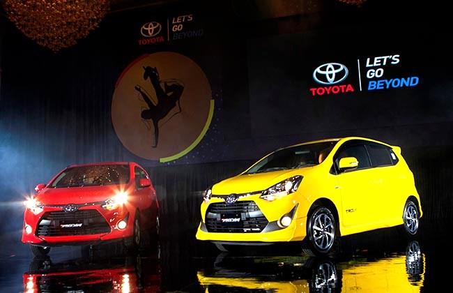 gambar New Toyota Agya 2017 dari otodotcom