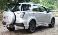 harga Toyota Rush bekas mei 2017