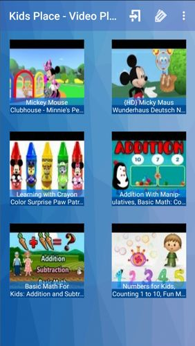 Download Kids safe video player - YouTube parental controls for Android for free. Apps for phones and tablets.