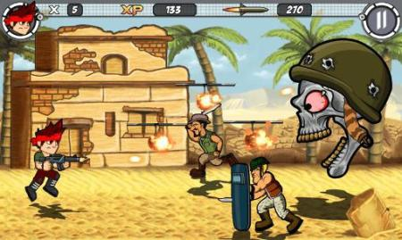 Alpha guns for Android   Download APK free Download Alpha guns Android free game