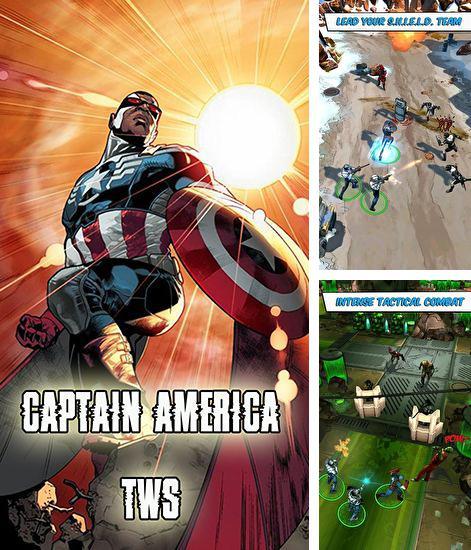 Captain America Civil War Java Game Dedomil | Legacy Time