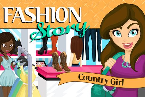 Best For girls apps for Android   games free download  Fashion story  Country girl