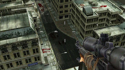 Get full version of Android apk app Zombie sniper 3D shooting game: The killer for tablet and phone.