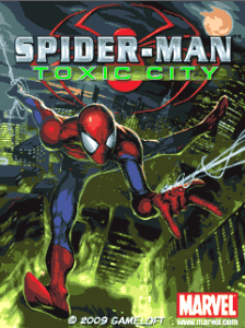Spiderman  Toxic City   java game for mobile  Spiderman  Toxic City     Spiderman  Toxic City
