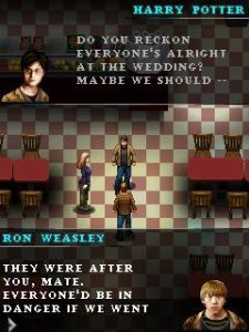 Harry Potter and the Deathly Hallows Part 1   java game for mobile     Download free mobile game  Harry Potter and the Deathly Hallows Part 1    download free