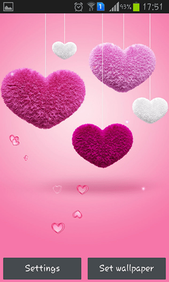 Fluffy Hearts Pour Android Tlcharger Gratuitement