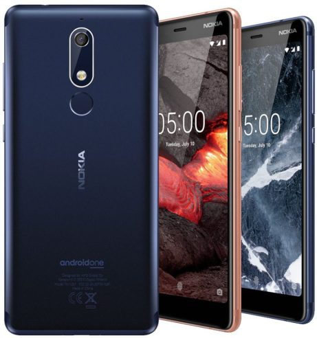 Nokia 5.1 announced