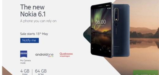 Nokia-6 -4GB version