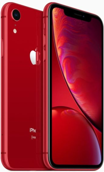Apple iPhone XR announced