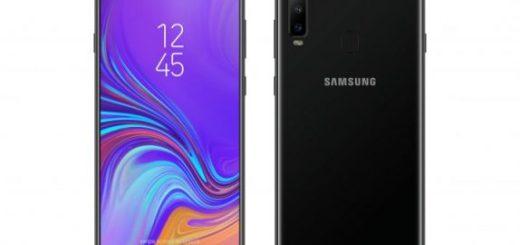 Samsung Galaxy A8s leaks