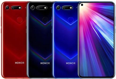 Honor V20 announced