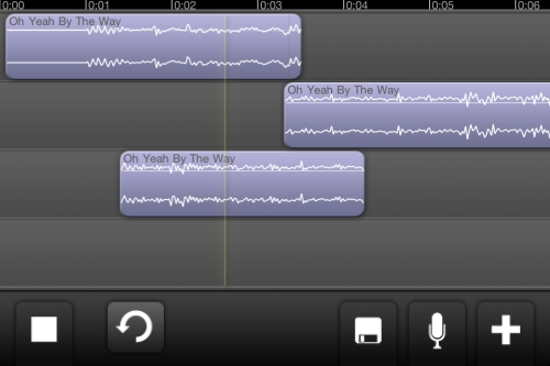 Monle digital audio editor for iOS update: Longer files, iTunes