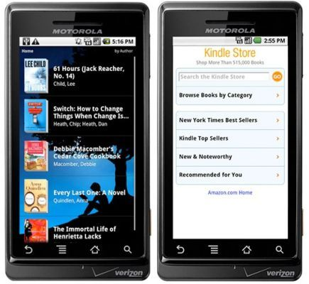 Library book loans coming to Amazon Kindle (and mobile apps