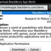 Blackberry App World adds support for in-app payments