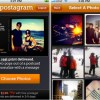 Postagram mails real postcards created from your Instagram pics