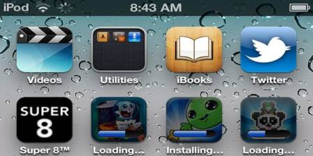 iOS 5 beta multiple app installs