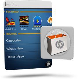 HP webOS App Catalog